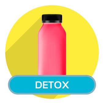 Detox. Clique para ver os produtos.