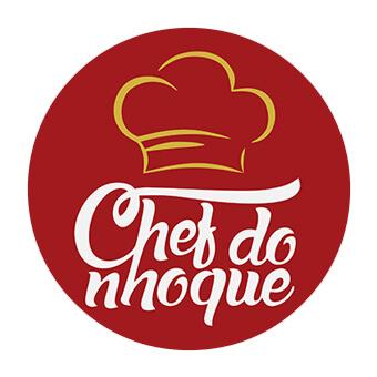 Chef do Nhoque. Clique para ver os produtos.
