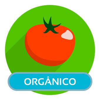 Orgânicos. Clique para ver os produtos.