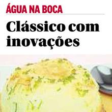 Clássico com inovações