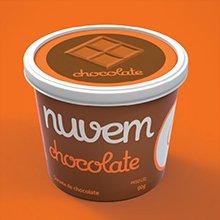Sorvete Chocolate Nuvem. Clique para mais informações.