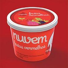 Sorvete Iogurte Frutas Vermelhas Nuvem. Clique para mais informações.