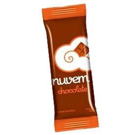Picolé de Chocolate Nuvem. Clique para mais informações.