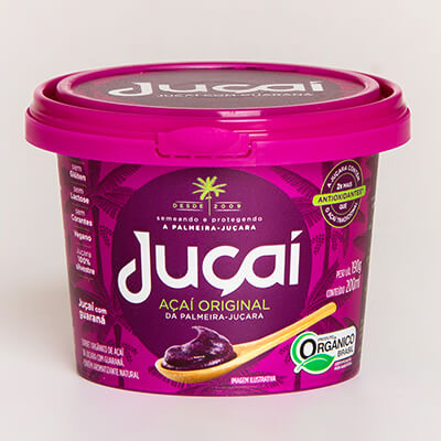 Juçaí batido com guaraná 200ml
