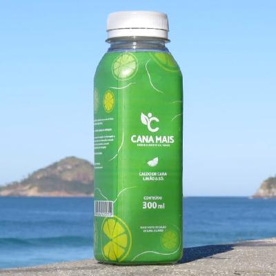 Caldo de Cana com Limão. Clique para mais informações.