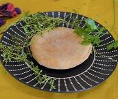 Hambúrguer de Grão de Bico (1 unidade)