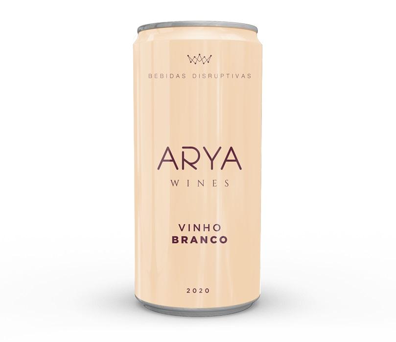 Arya Vinho Branco. Clique para mais informações.
