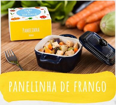 Panelinha de Frango. Clique para mais informações.