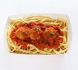 Spaghetti com Almôndegas