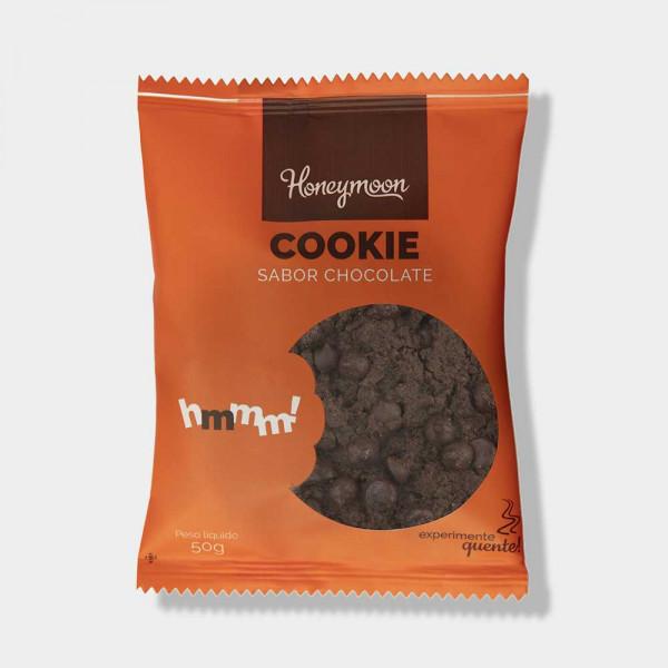 Cookie de Chocolate Soft Congelado. Clique para mais informações.