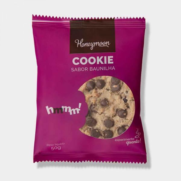 Cookie de Baunilha Soft Congelado. Clique para mais informações.