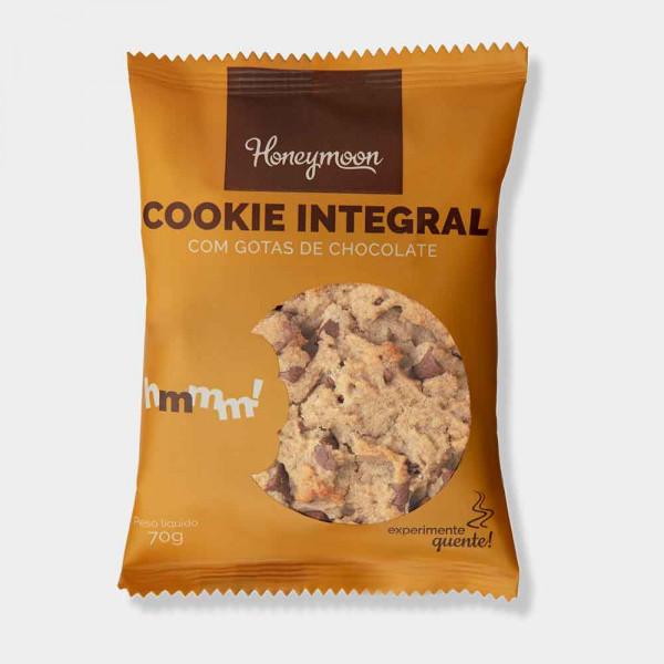 Cookie Integral Baunilha Congelado. Clique para mais informações.