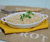 Arroz Integral Congelado