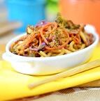 Yakisoba de Legumes. Clique para mais informações.