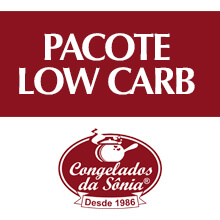 Pacote Low Carb