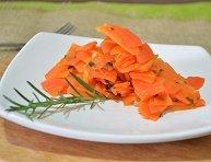 Cenoura com Salsinha