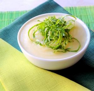 Caldo Verde Vegetariano. Clique para mais informações.
