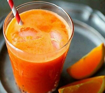 Suco de Laranja com Acerola. Clique para mais informações.