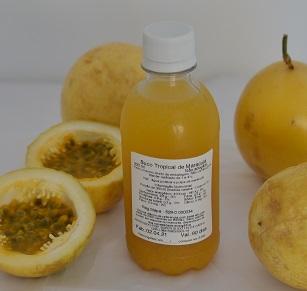 Suco de Maracujá. Clique para mais informações.
