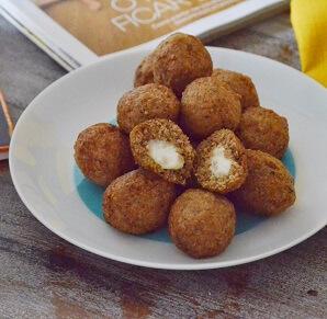 Kibe com Requeijão Frito Congelado. Clique para mais informações.